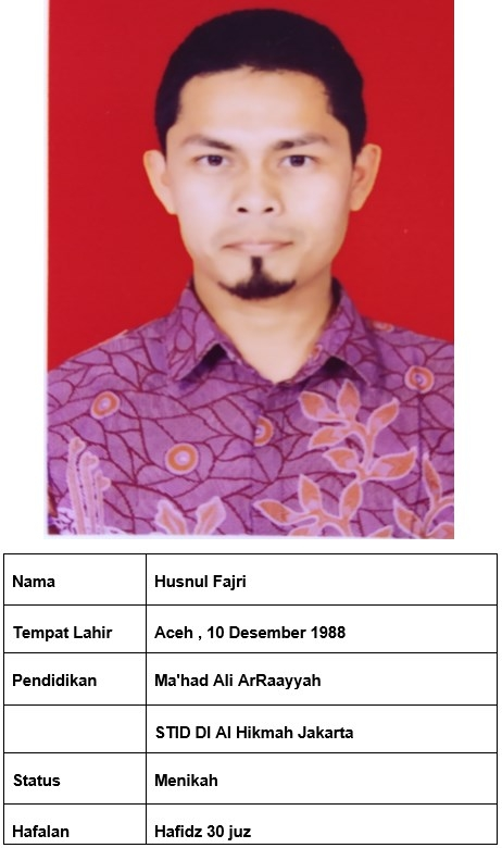 Husnul Fajri