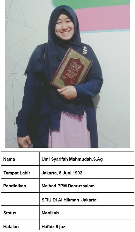 Umi Syarifah M